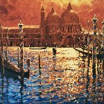 Golden Afternoon 2005 Embellished Limited Edition Print - Marko Mavrovich