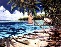 Solitude in the Pacific 2005 Limited Edition Print - Marko Mavrovich