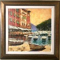 A Day in Portofino 2006 Limited Edition Print by Marko Mavrovich - 1