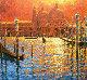 Golden Afternoon Embellished Limited Edition Print - Marko Mavrovich