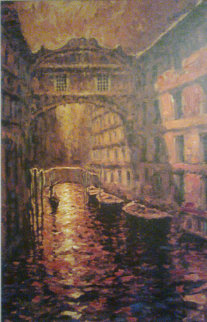Venice Light Limited Edition Print by Marko Mavrovich