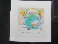 Melting Pot 1961 Limited Edition Print by Peter Max - 3