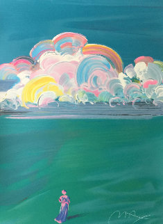 Sage Limited Edition Print by Peter Max