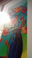 Vase of Flowers 2010 Limited Edition Print by Peter Max - 4