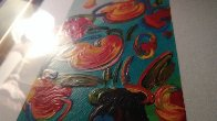 Vase of Flowers 2010 Limited Edition Print by Peter Max - 8