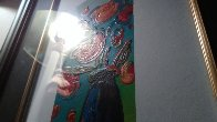 Vase of Flowers 2010 Limited Edition Print by Peter Max - 12