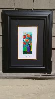 Vase of Flowers 2010 Limited Edition Print by Peter Max - 7