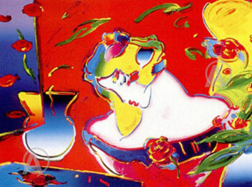 Daydream Limited Edition Print by Peter Max
