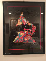 Grammy 1991 Limited Edition Print by Peter Max - 1