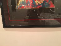Grammy 1991 Limited Edition Print by Peter Max - 2