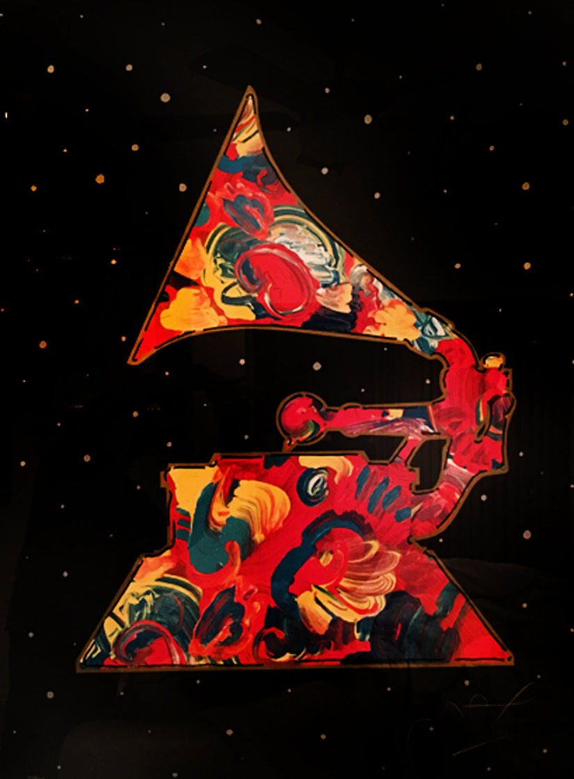 Grammy 1991 Limited Edition Print by Peter Max