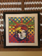 Liberty 2003 Limited Edition Print by Peter Max - 1