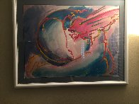 I Love the World 1996 Limited Edition Print by Peter Max - 2