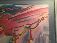 I Love the World 1996 Limited Edition Print by Peter Max - 6