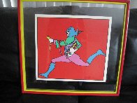Atlantic Runner Limited Edition Print by Peter Max - 4