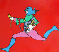 Atlantic Runner Limited Edition Print by Peter Max - 1