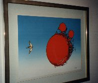 Ball of Fire 1972 Limited Edition Print by Peter Max - 1