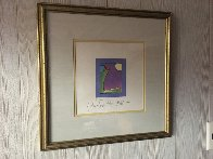 Cliff Dweller 1976 Limited Edition Print by Peter Max - 3