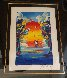 Better World 2016 Limited Edition Print by Peter Max - 2