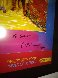 Yellow Brick Road 2000 Poster Limited Edition Print by Peter Max - 2