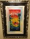 Better World  Unique 2015  36x22 Works on Paper (not prints) by Peter Max - 3