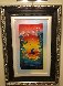 Better World  Unique 2015  36x22 Works on Paper (not prints) by Peter Max - 4