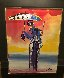 Umbrella Man With Cane 2001 Limited Edition Print by Peter Max - 2