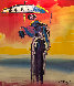 Umbrella Man With Cane 2001 Limited Edition Print by Peter Max - 0