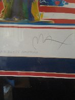 God Bless America Limited Edition Print by Peter Max - 3