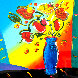 Vase of Flowers 2011 Limited Edition Print by Peter Max - 0