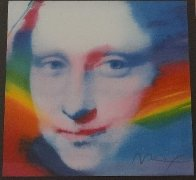 Mona Lisa: Retrospective IV Suite 1981 Limited Edition Print by Peter Max - 2