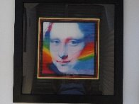 Mona Lisa: Retrospective IV Suite 1981 Limited Edition Print by Peter Max - 1