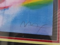 Mona Lisa: Retrospective IV Suite 1981 Limited Edition Print by Peter Max - 4