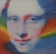 Mona Lisa: Retrospective IV Suite 1981 Limited Edition Print by Peter Max - 3