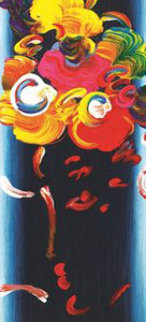 Roseville Profile 2011 Limited Edition Print by Peter Max