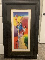 Statue of Liberty 2014 Limited Edition Print by Peter Max - 1