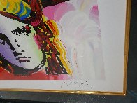 Liberty Head II 2015 Limited Edition Print by Peter Max - 2