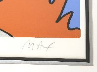 Close to the Sun (Vintage) 1977 Limited Edition Print by Peter Max - 4