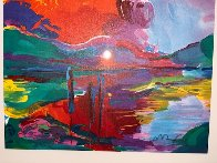 Four Seasons 2002 Suite of 4 Limited Edition Print by Peter Max - 5