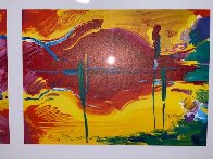 Four Seasons 2002 Suite of 4 Limited Edition Print by Peter Max - 4