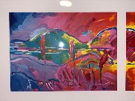 Four Seasons 2002 Suite of 4 Limited Edition Print by Peter Max - 3