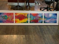 Four Seasons 2002 Suite of 4 Limited Edition Print by Peter Max - 1