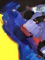 Toulouse Lautrec 2005 18x24 Works on Paper (not prints) by Peter Max - 2