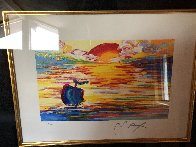 American 500: Sunset Limited Edition Print by Peter Max - 1