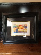 American 500: Sunset Limited Edition Print by Peter Max - 2