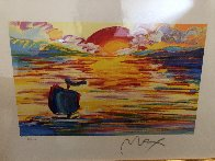 American 500: Sunset Limited Edition Print by Peter Max - 3