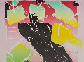 Dancer 1982 Limited Edition Print - Peter Max