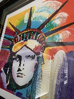 Liberty Head 2016 Limited Edition Print by Peter Max - 1