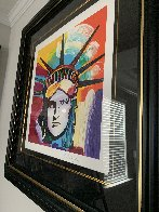 Liberty Head 2016 Limited Edition Print by Peter Max - 3