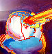 I Love the World Version XVII 2013 Limited Edition Print by Peter Max - 0
